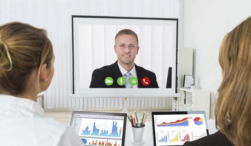 Reuniones y conferencias virtuales: las ventajas para tu empresa