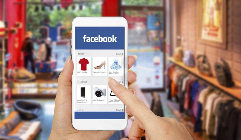 La tienda online: vender en Facebook frente a otras opciones
