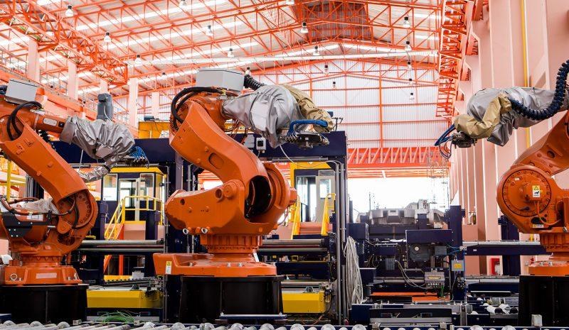 Robots en negocios que sustituyen al personal laboral