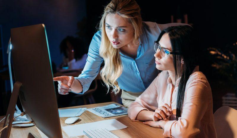 Las mujeres sólo ocupan el 37% de los puestos tecnológicos