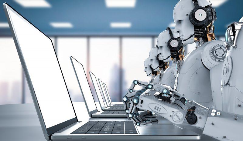 Cómo afectará la robotización a las profesiones administrativas