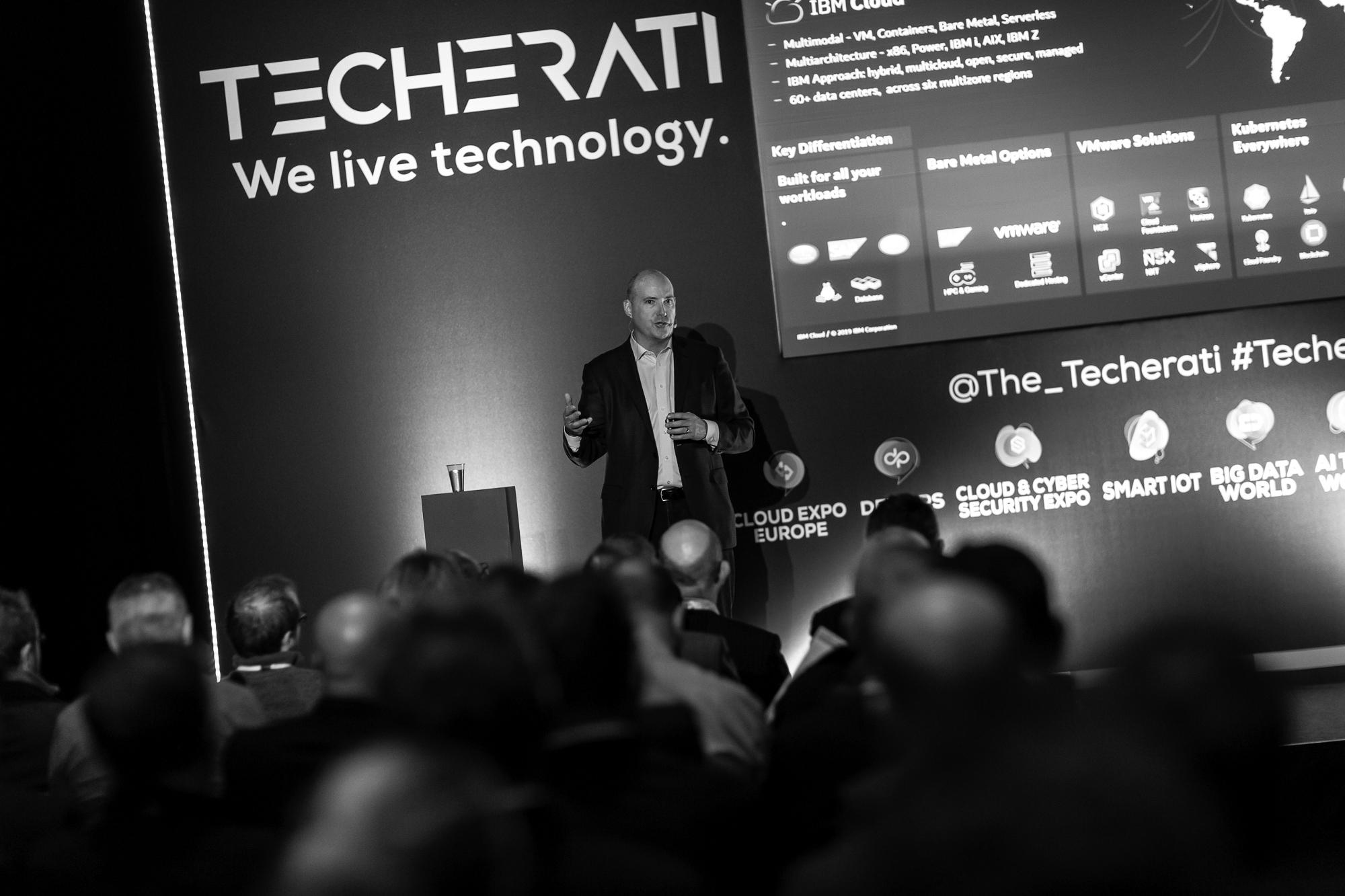 Llega Madrid Tech Show, la cita imprescindible para directivos y profesionales IT