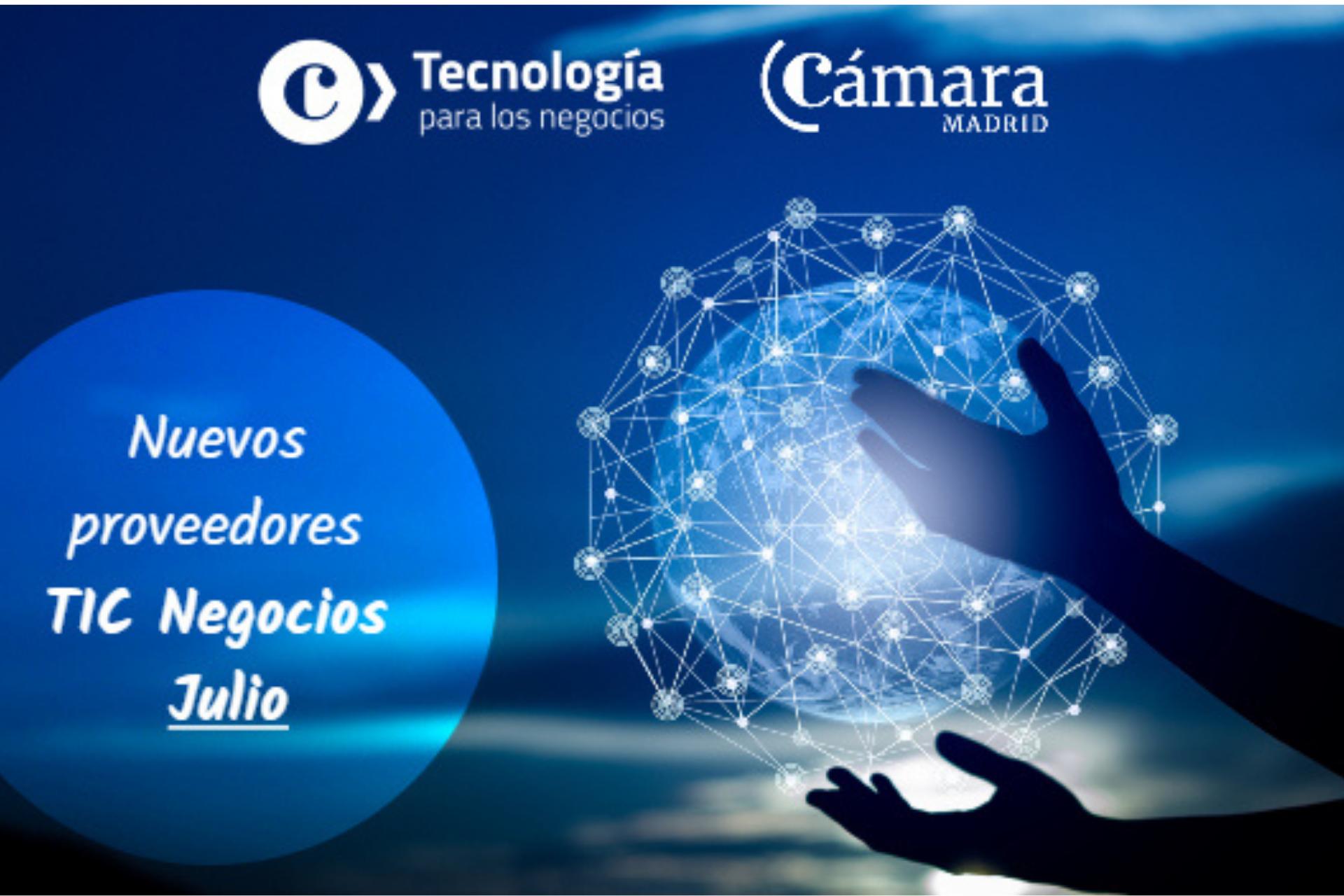 El Portal TIC Negocios sigue creciendo en 2021 con nuevos Proveedores Tecnológicos Homologados