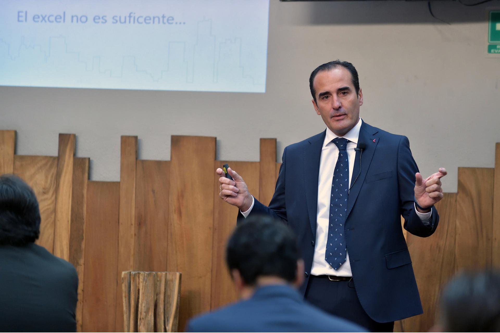 Entrevista a Antonio Quevedo, CEO de GlobalSUITE Solutions