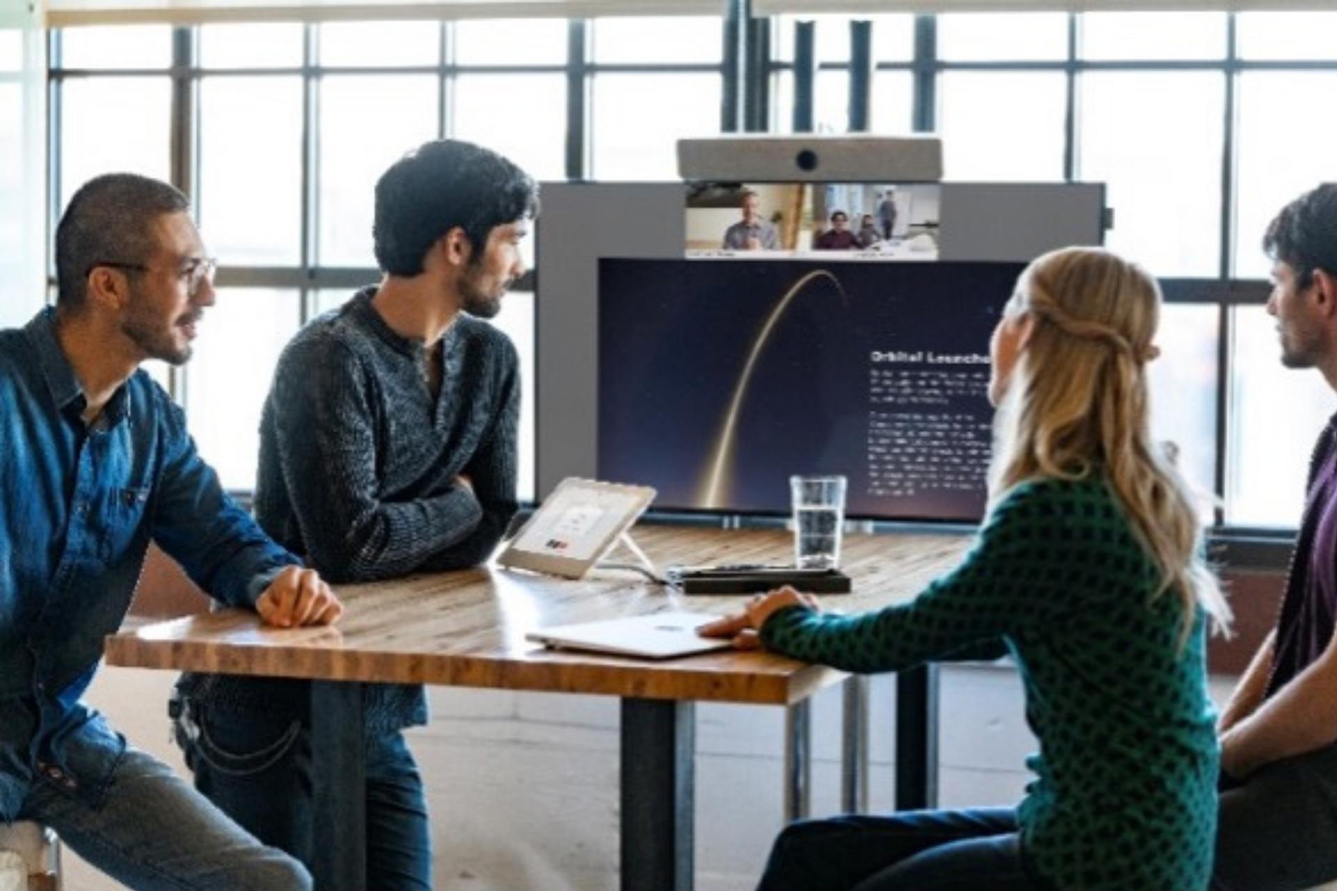 Reuniones efectivas con participantes presenciales y virtuales