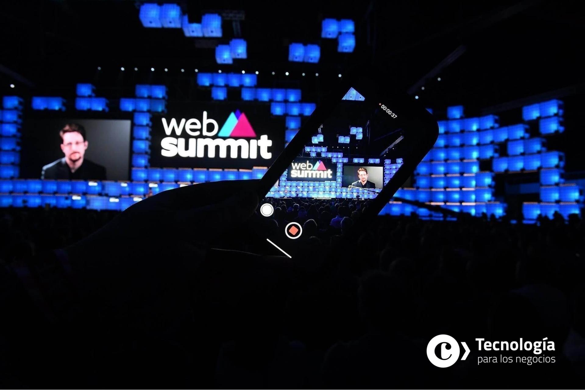 La Feria internacional WebSummit 2021 se celebrará en Lisboa del 1 al 4 de noviembre